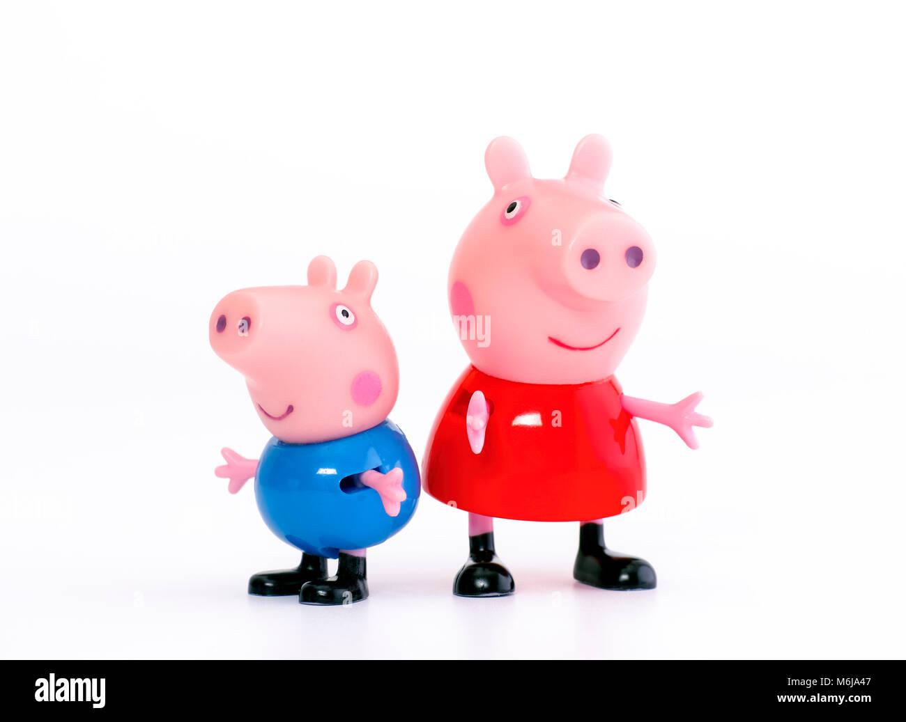 Personaje De Peppa Pig Imagenes De Stock Personaje De Peppa Pig