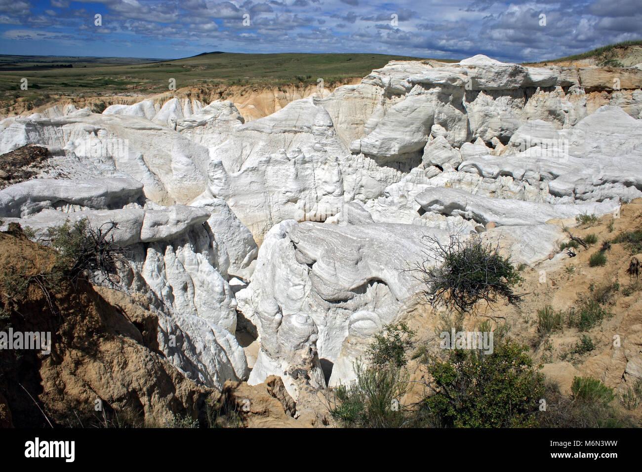 Minas de pintura Parque Interpretativo en Calhan cerca de Colorado ...