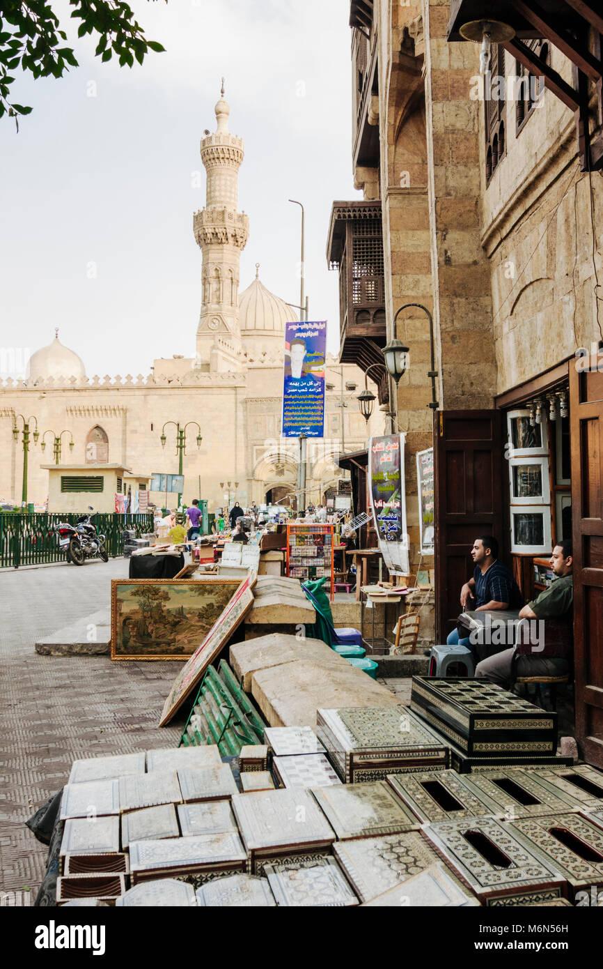d2e0c99ac0 Cajas de taracea en antigüedades, artesanías y parafernalia religiosa  Street market enfrente de la mezquita