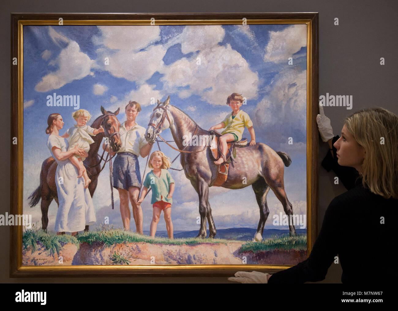 Painting Victorian Imágenes De Stock & Painting Victorian Fotos De ...