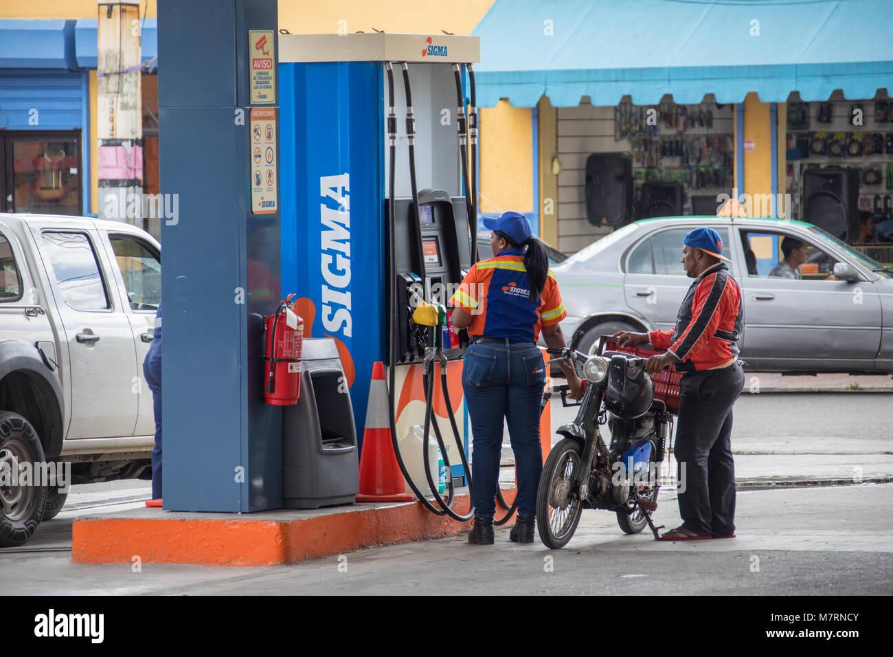 Image result for Gasolineras en santo domingo