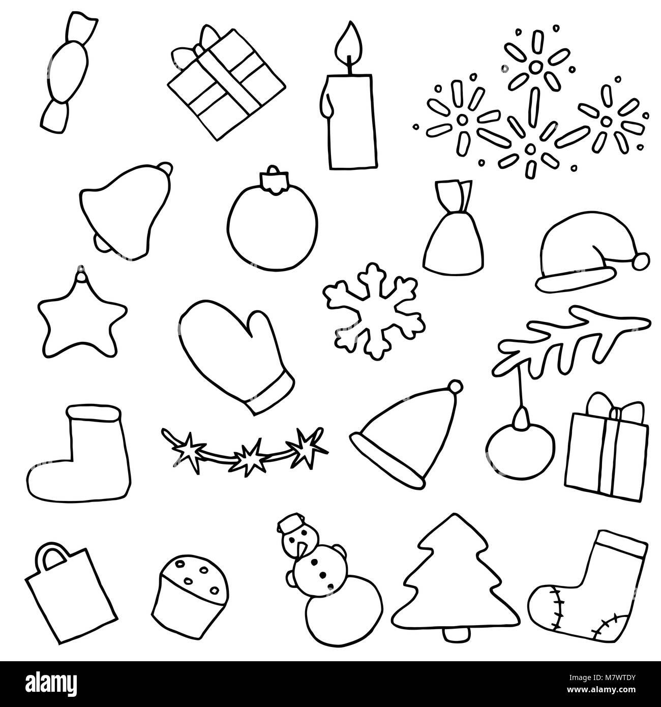 Asombroso Hoja Para Colorear De Regalo De Navidad Friso - Dibujos de ...