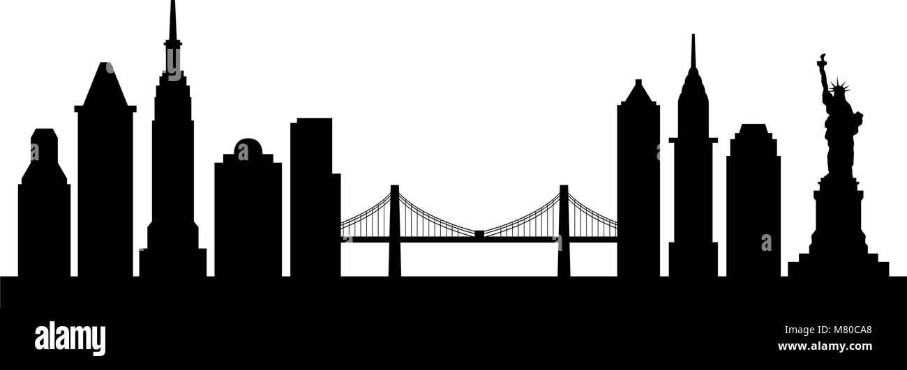 Manhattan Vector Vectors Imágenes De Stock & Manhattan Vector ...