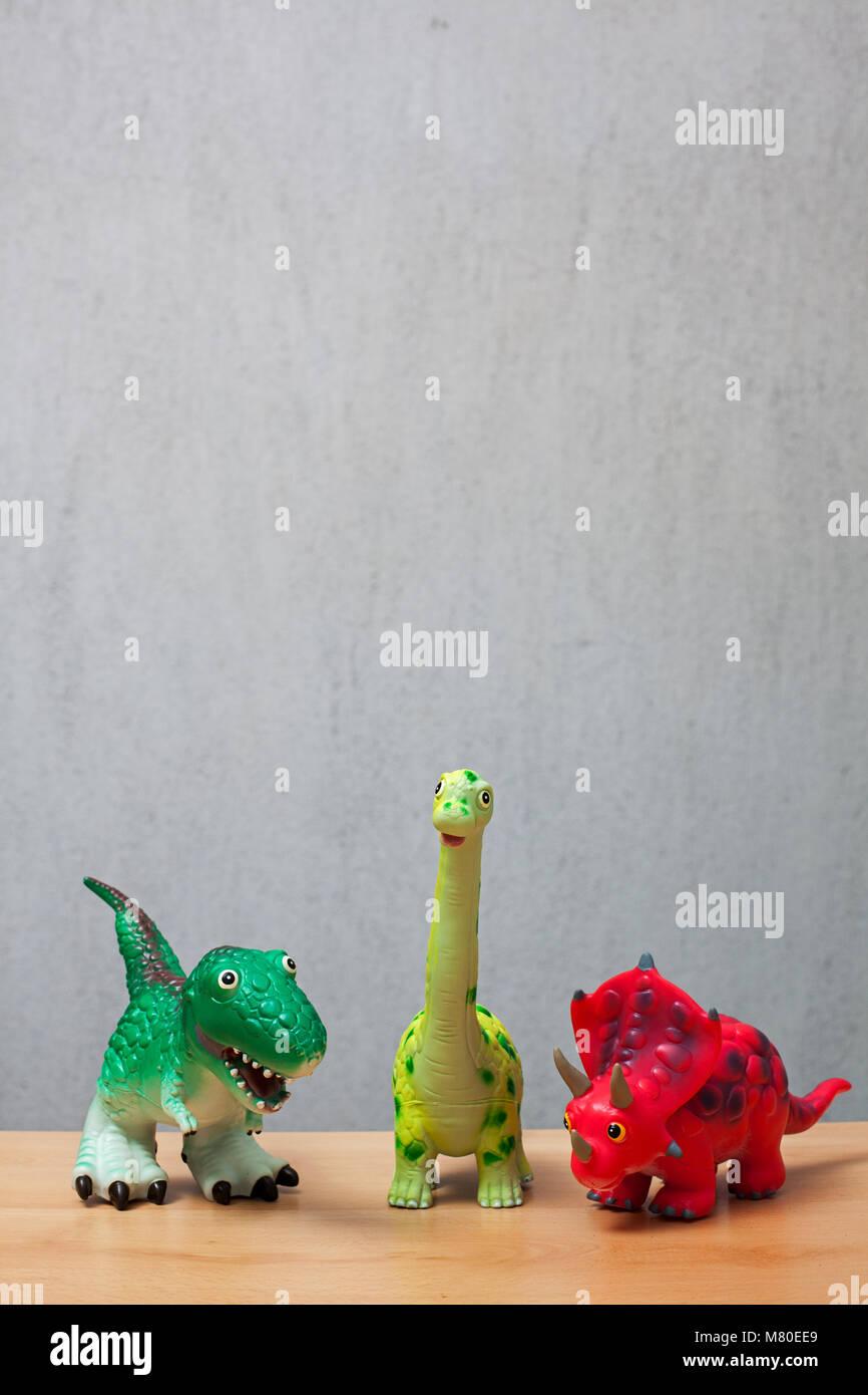 De Dinosaurios Fotos Imágenes Tres Stockamp; j435ARL