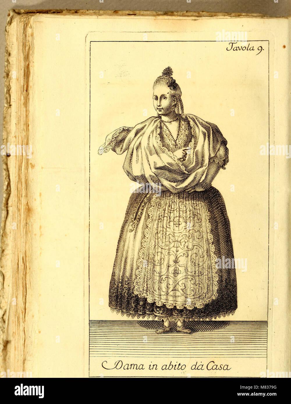 Compendio della storia geografica, naturale e civile del regno del Chile (1776) (20050144913) Foto de stock
