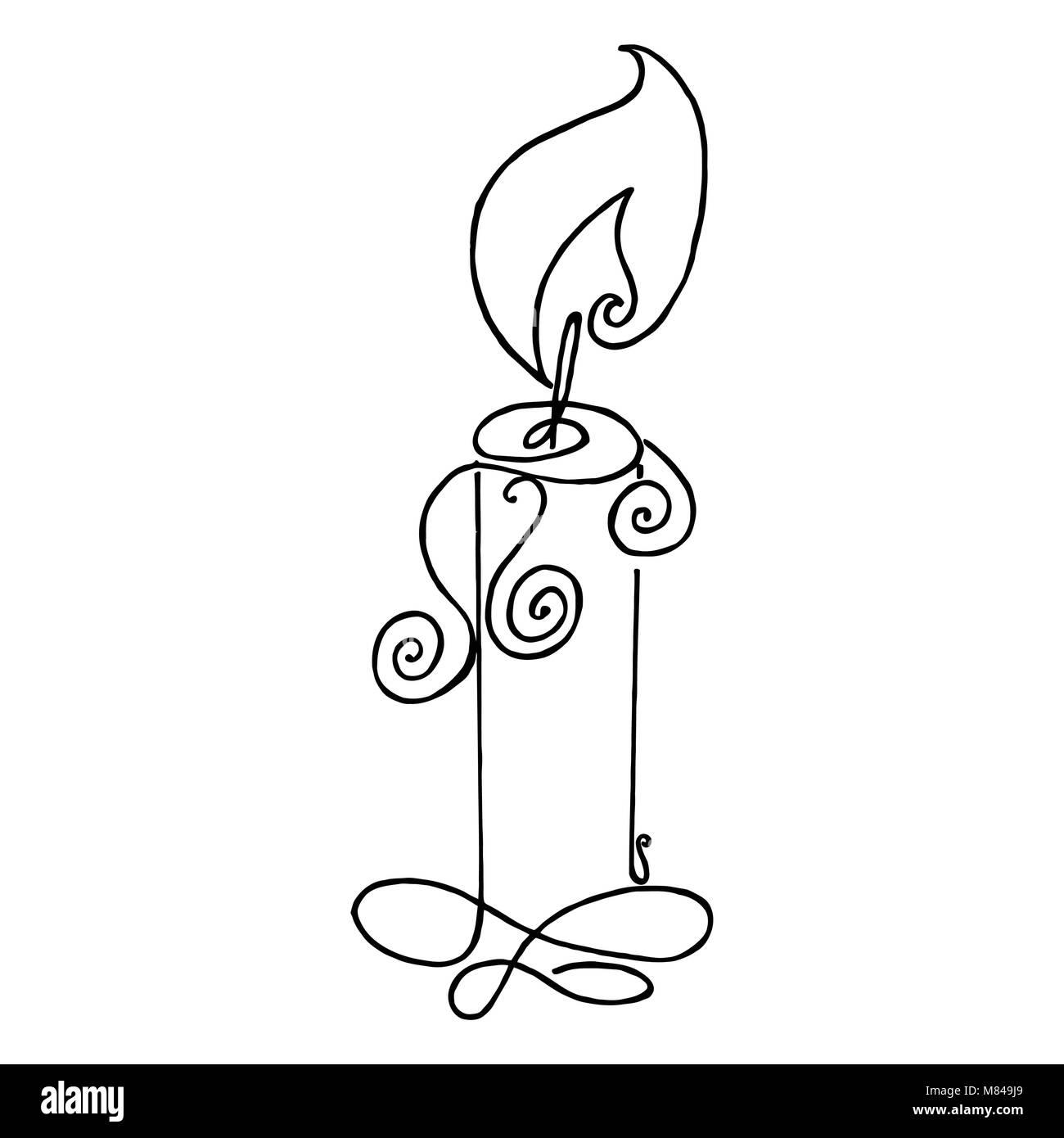 Candlestick Vector Vectors Imágenes De Stock & Candlestick Vector ...
