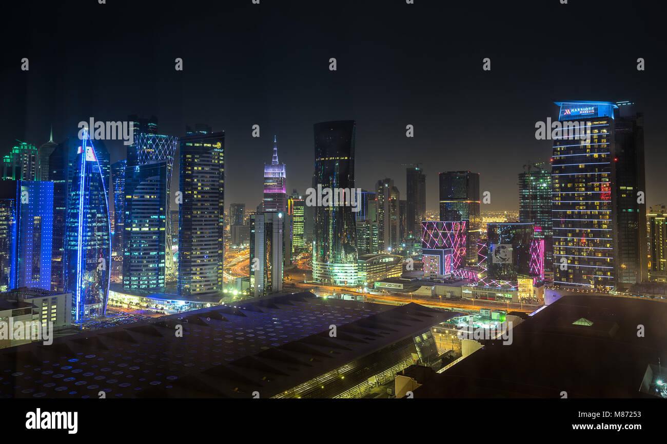 Doha Qatar Imagen De Stock