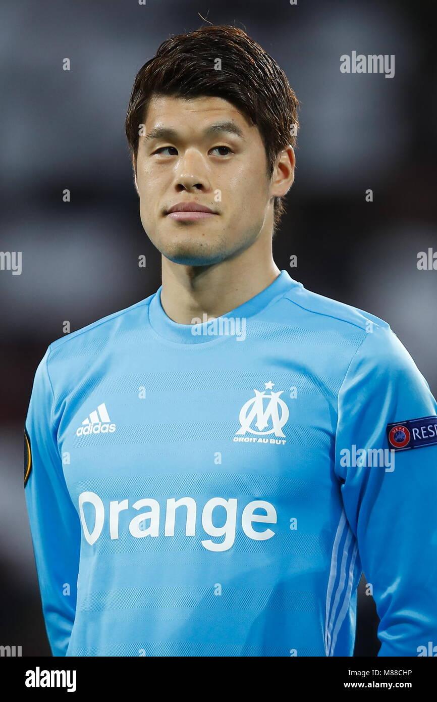 Camiseta Olympique de Marseille Hiroki SAKAI