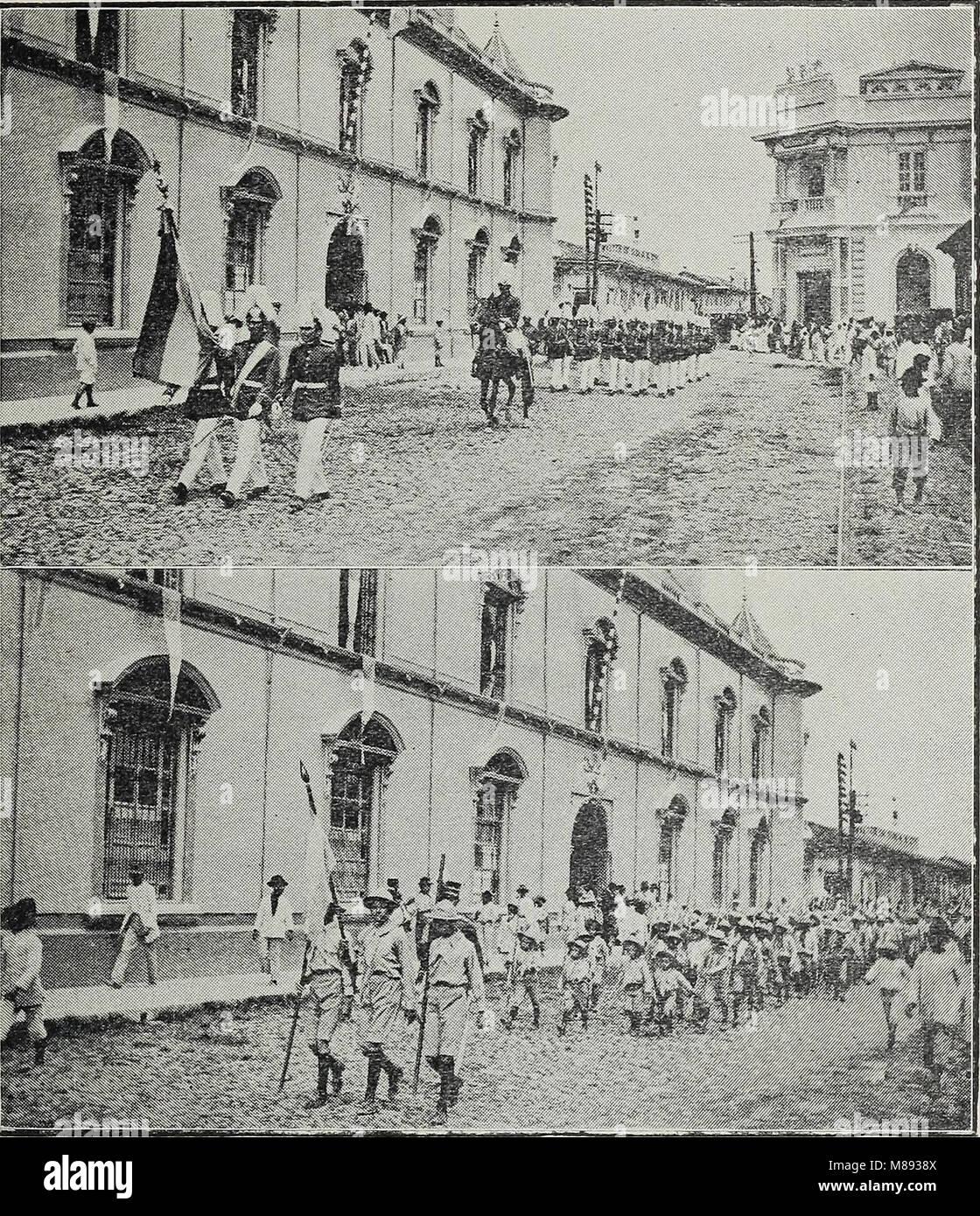 El Salvador al vuelo; notas, impresiones y perfiles. Republica de El Salvador, América Central, 1917 (1917) (14780136004) Foto de stock