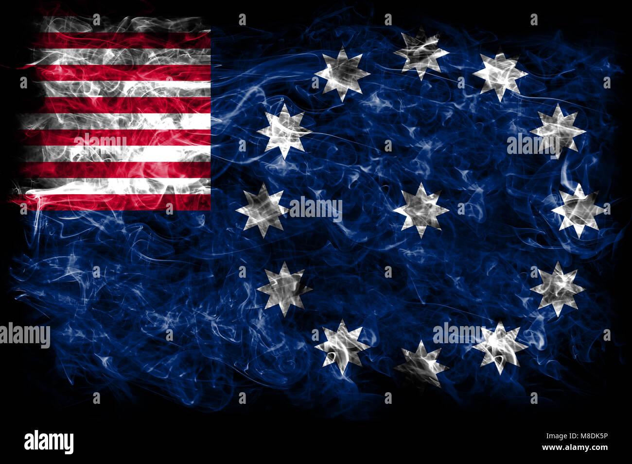 Encantador Colorear Bandera De Estado De Alabama Composición ...