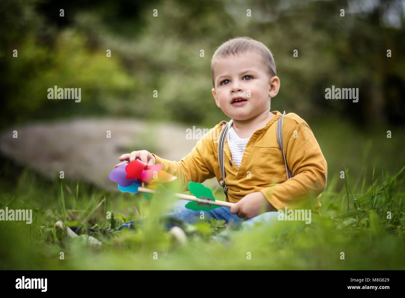 Niños Imagen De Stock