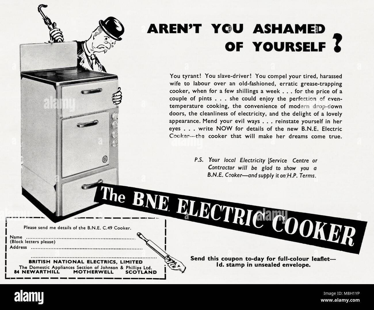 Fantástico 1950 Cocinas Fotos Composición - Ideas Del Gabinete de ...