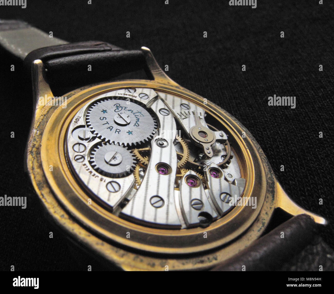 d971abfc830 Analogue Watch Imágenes De Stock   Analogue Watch Fotos De Stock - Alamy
