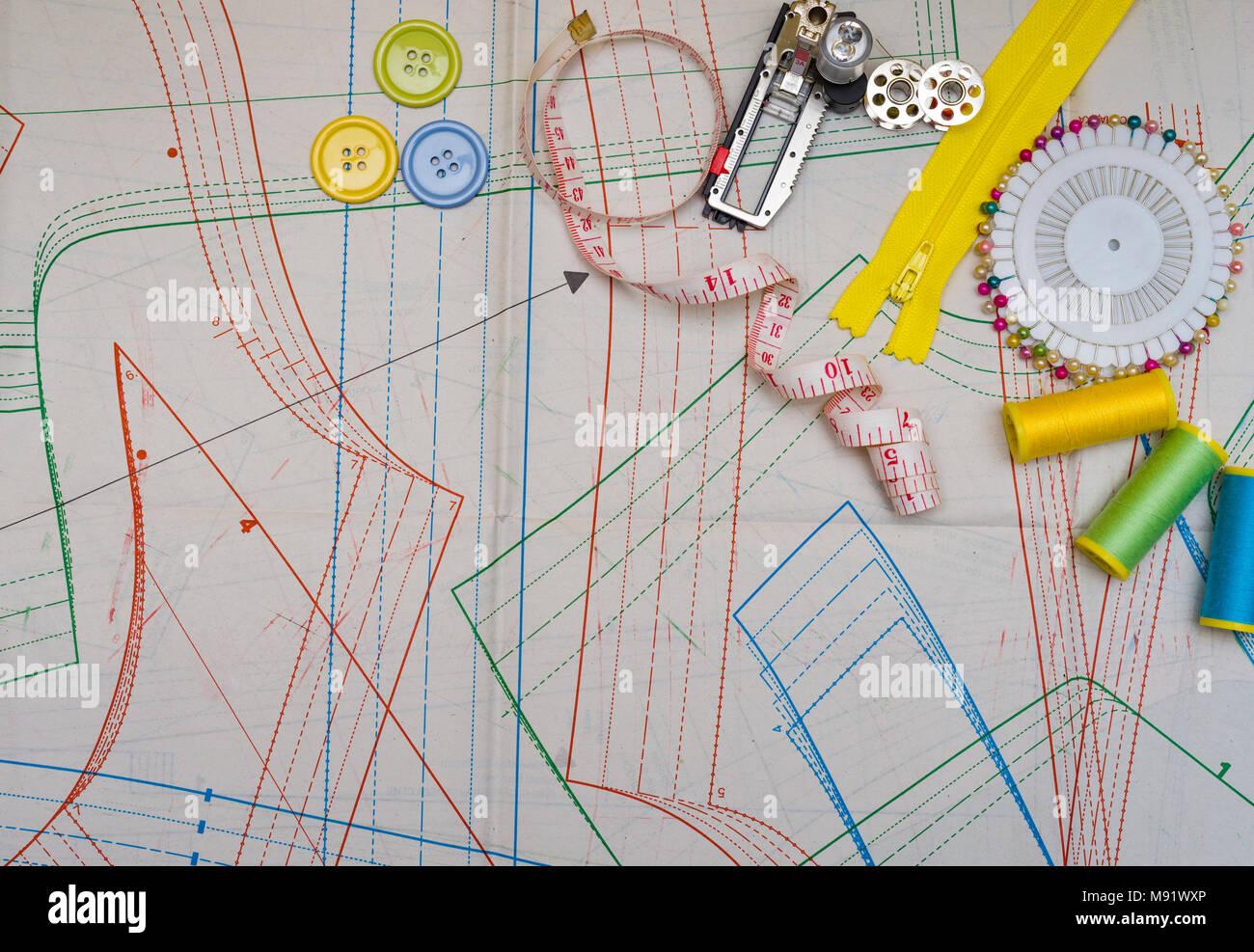 Paper Patterns Imágenes De Stock & Paper Patterns Fotos De Stock - Alamy