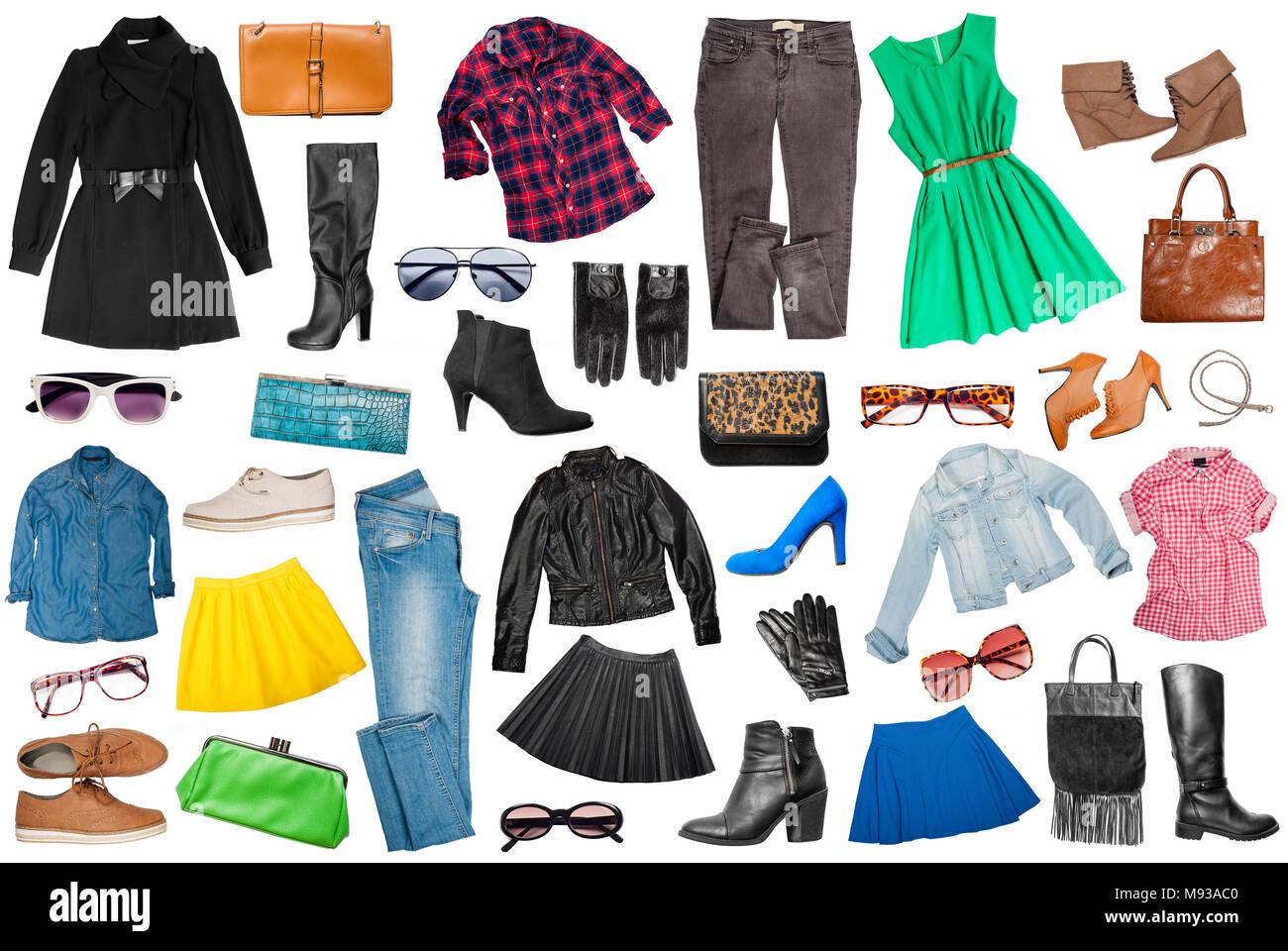 Conjuntos de ropa y accesorios para mujer, sport, casual y
