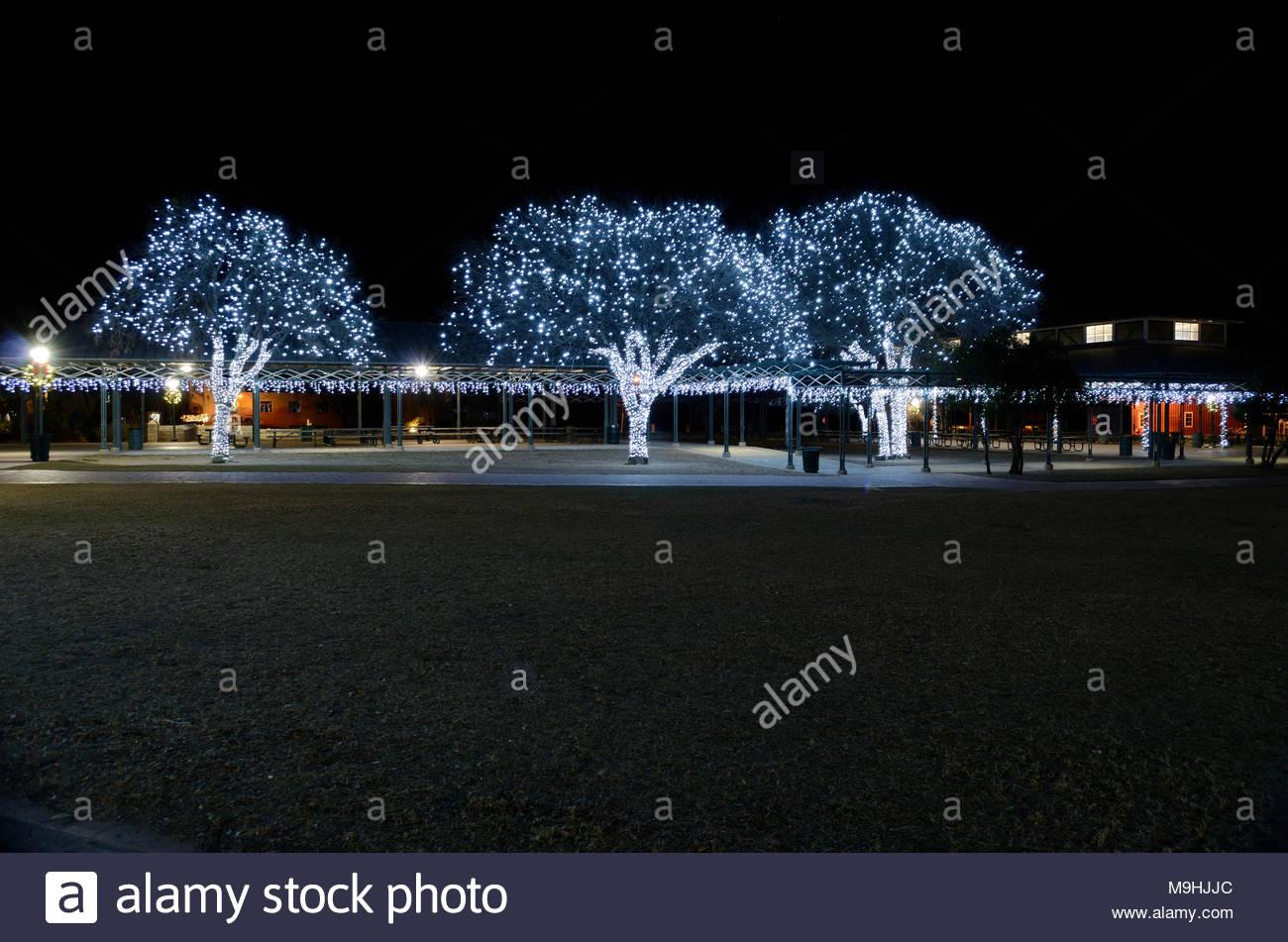 Navidad En Fredericksburg Texas Fotos e Imágenes de stock   Alamy