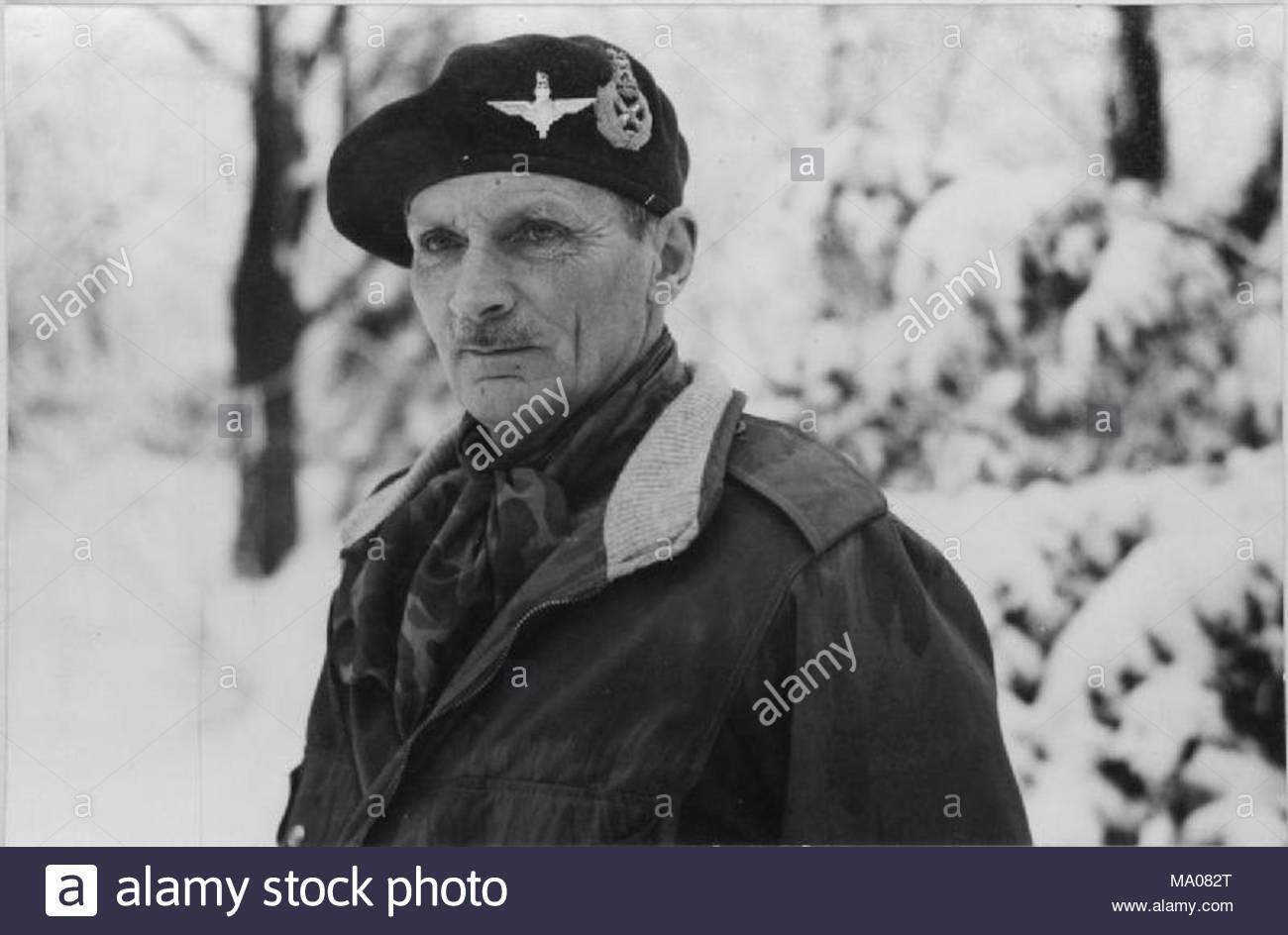 El De 45 Británico Mariscal Europa Noroeste Ejército En 1944 AqSwqf7F