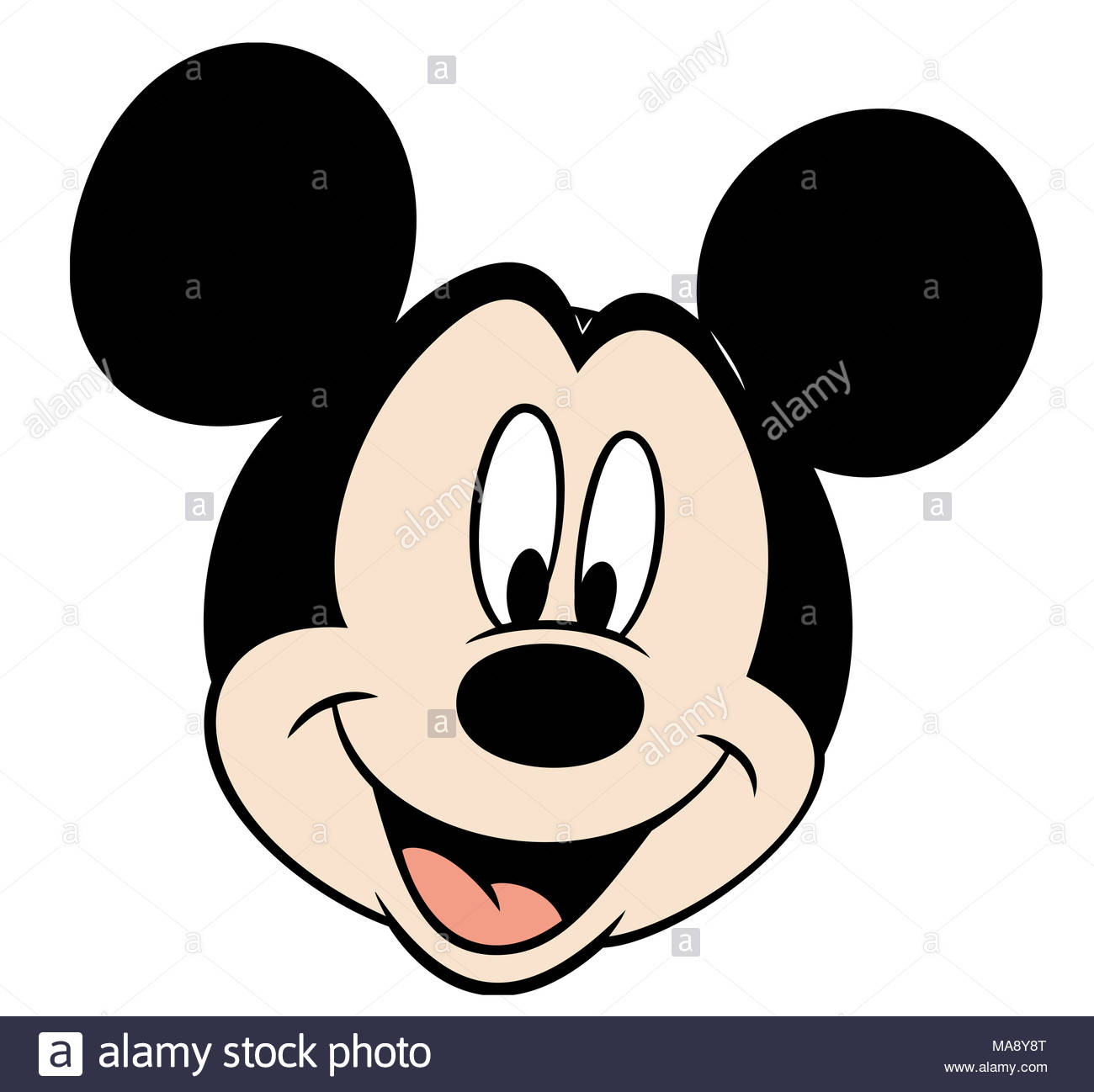 Happy Mouse Cartoon Imágenes De Stock & Happy Mouse Cartoon Fotos De ...