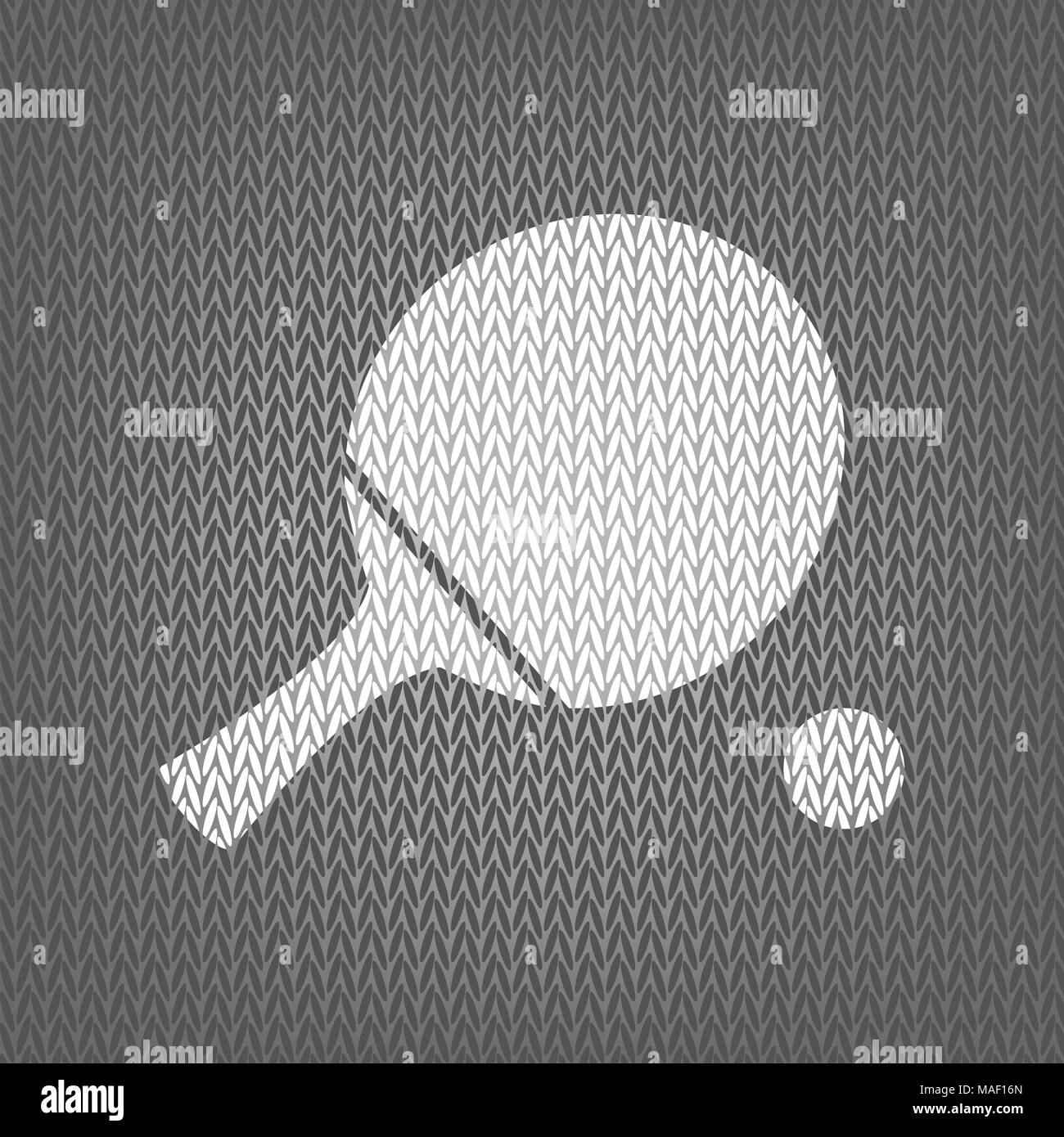 Ping Pong Paddle Vector Vectors Imágenes De Stock & Ping Pong Paddle ...