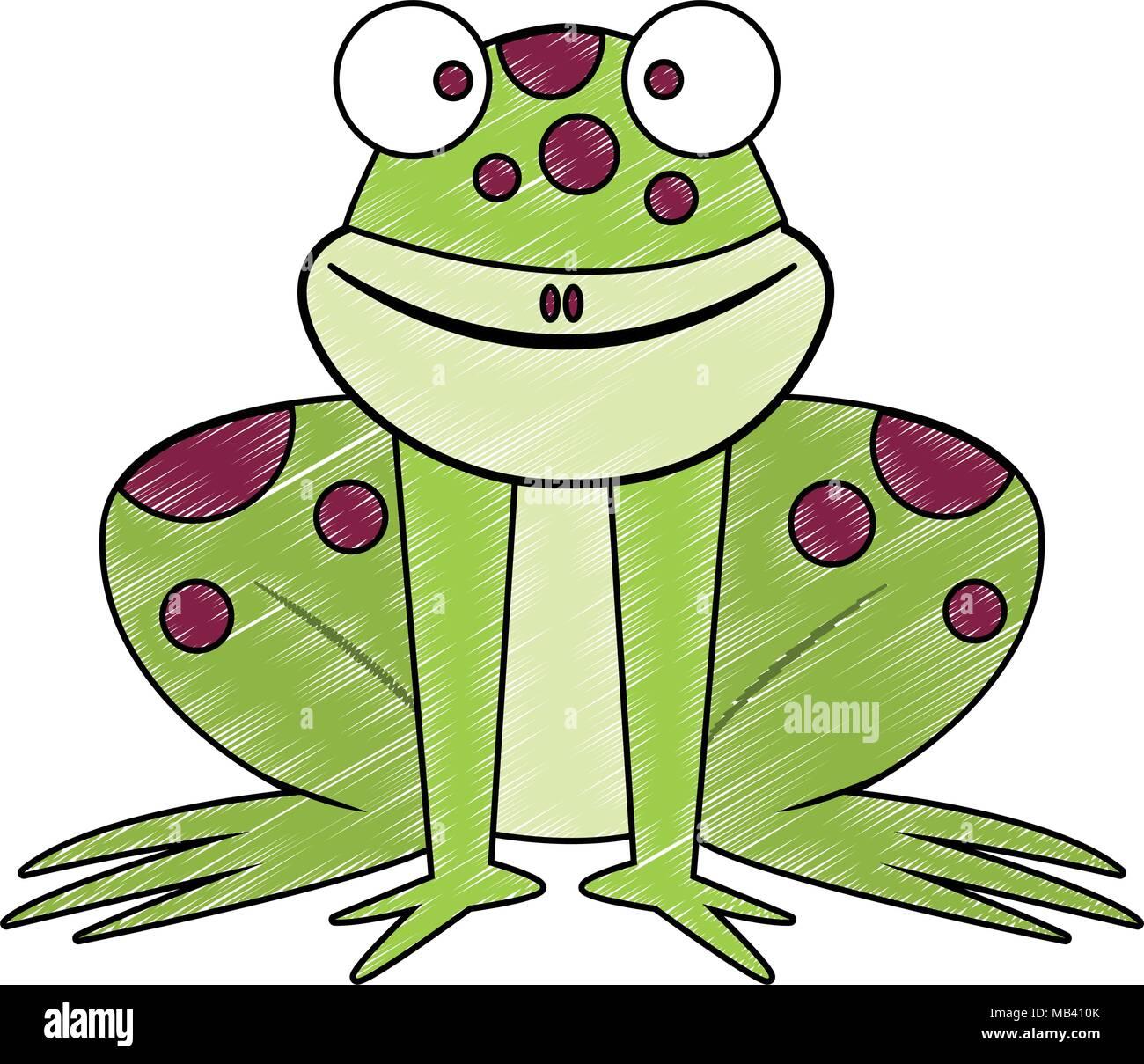 Frog Character Imágenes De Stock & Frog Character Fotos De Stock - Alamy