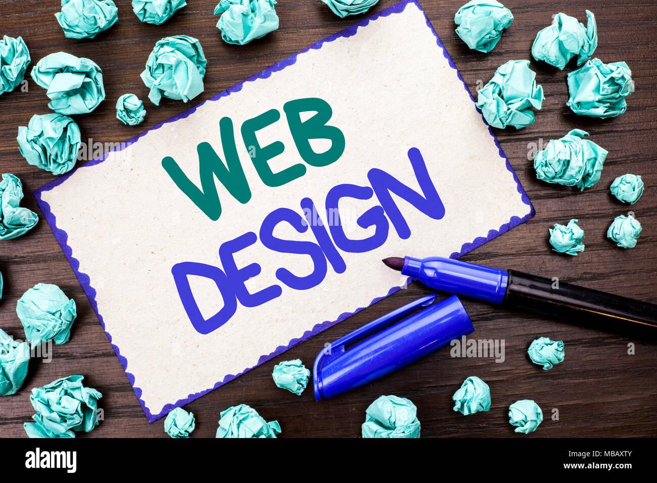 Perfecto Escribir Plantilla Web Ilustración - Ejemplo De Colección ...