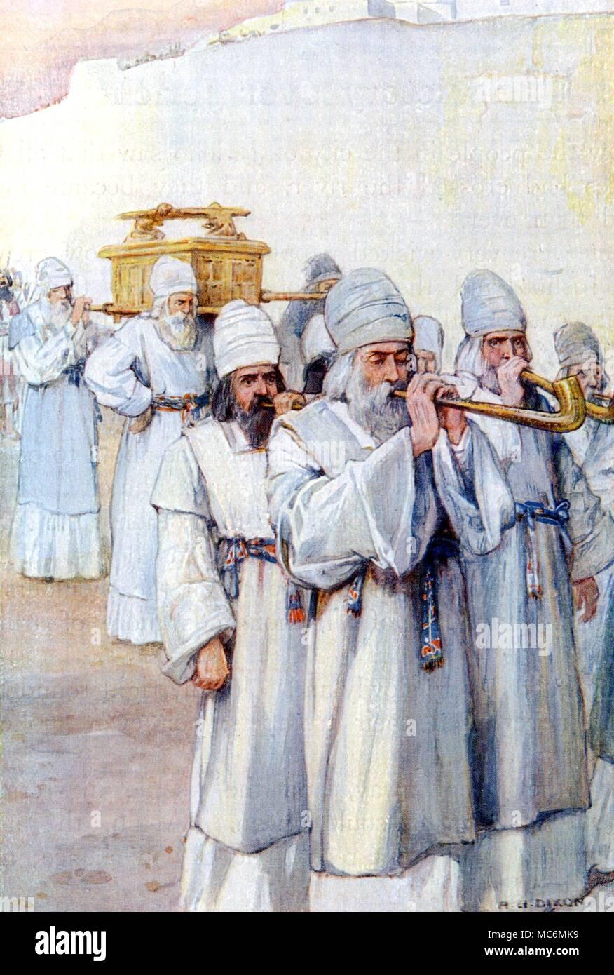 """CHRISTIAN - mito judio - ARCA DE LA ALIANZA """"a los sacerdotes que lleven el arca fuera de"""