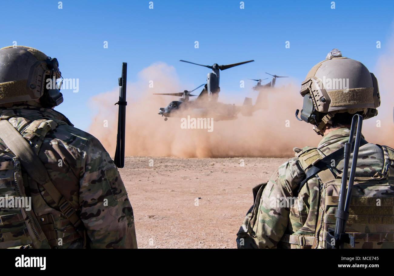 los miembros del 3º grupo de fuerzas especiales ver como una fuerza
