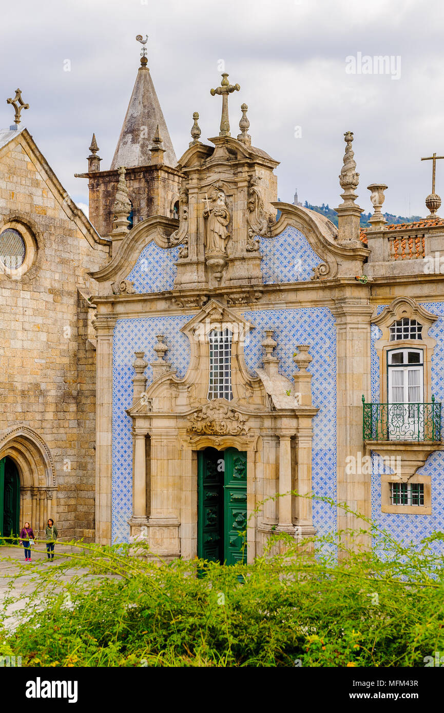 Arquitectura de color del centro histórico de Guimaraes 6eb49d70a0e55