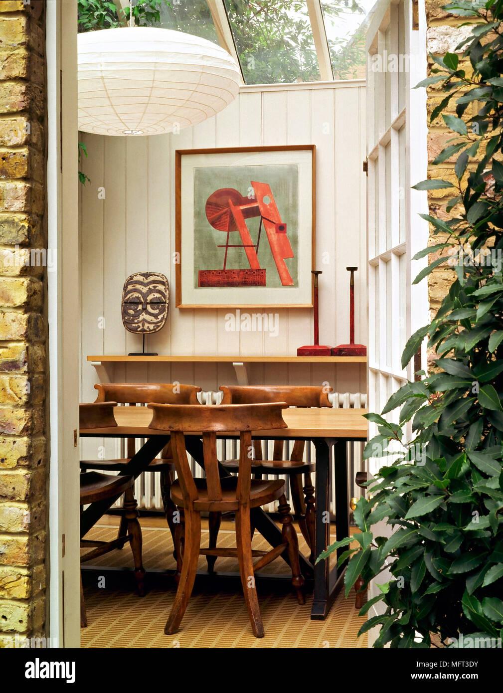 Moderno Mesas De Cocina País Del Reino Unido Imágenes - Ideas Del ...