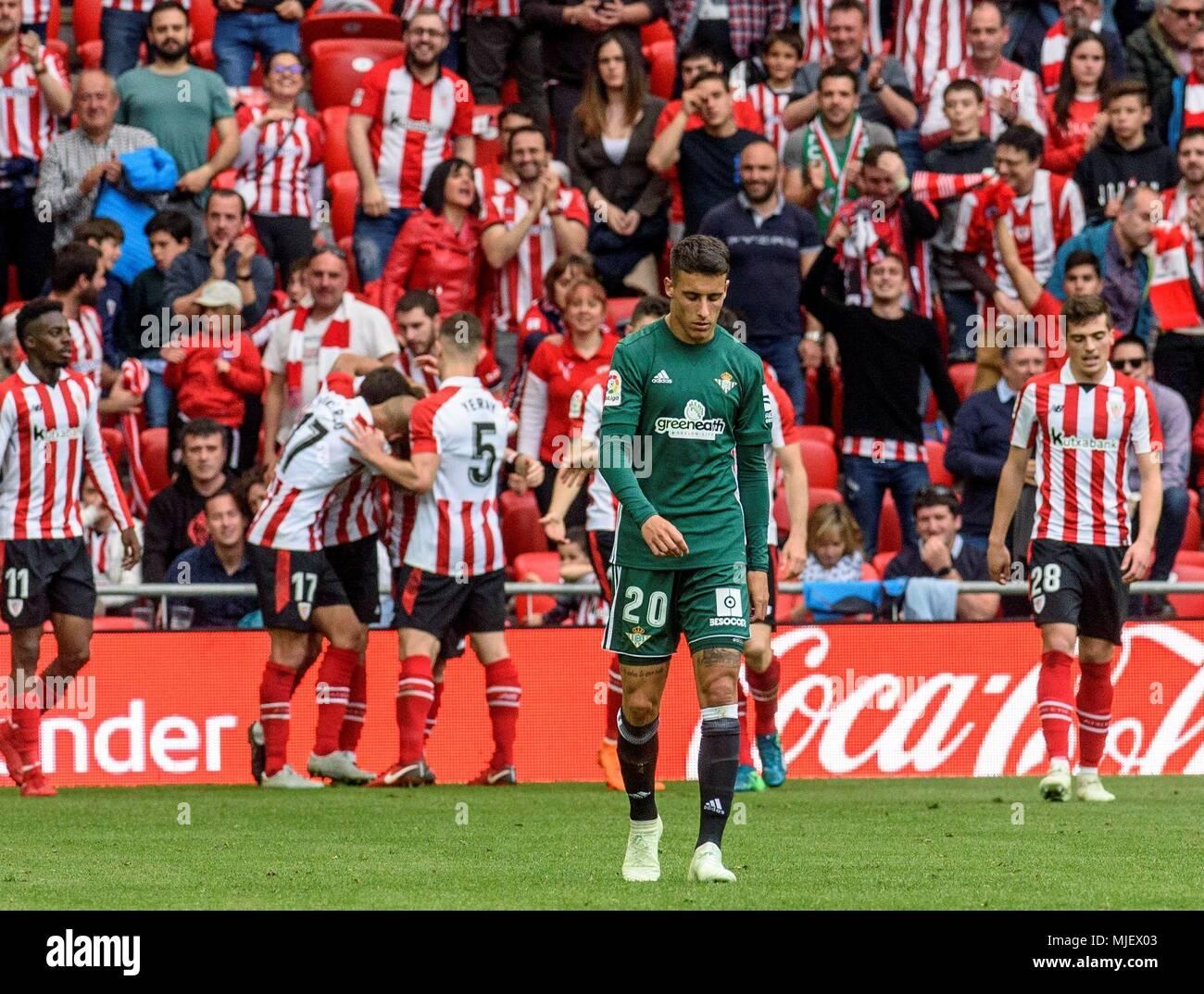 Iker Muniain Goni Of Athletic Club Bilbao Imágenes De Stock   Iker ... 8c6c404b5d3c1