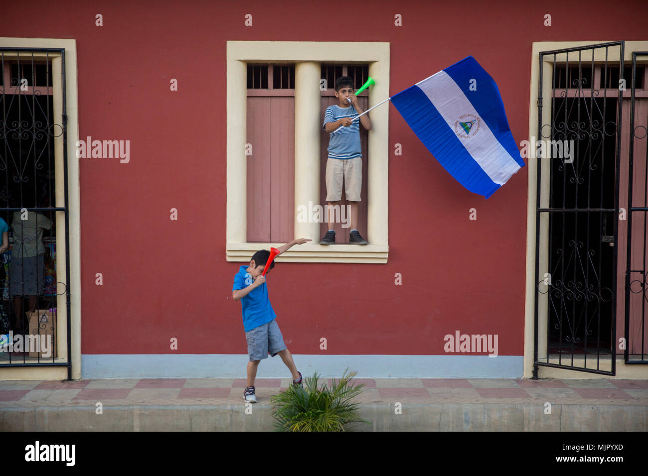 Niquinohomo Nicaragua El 05 De Mayo 2018 Juegos Para Ninos