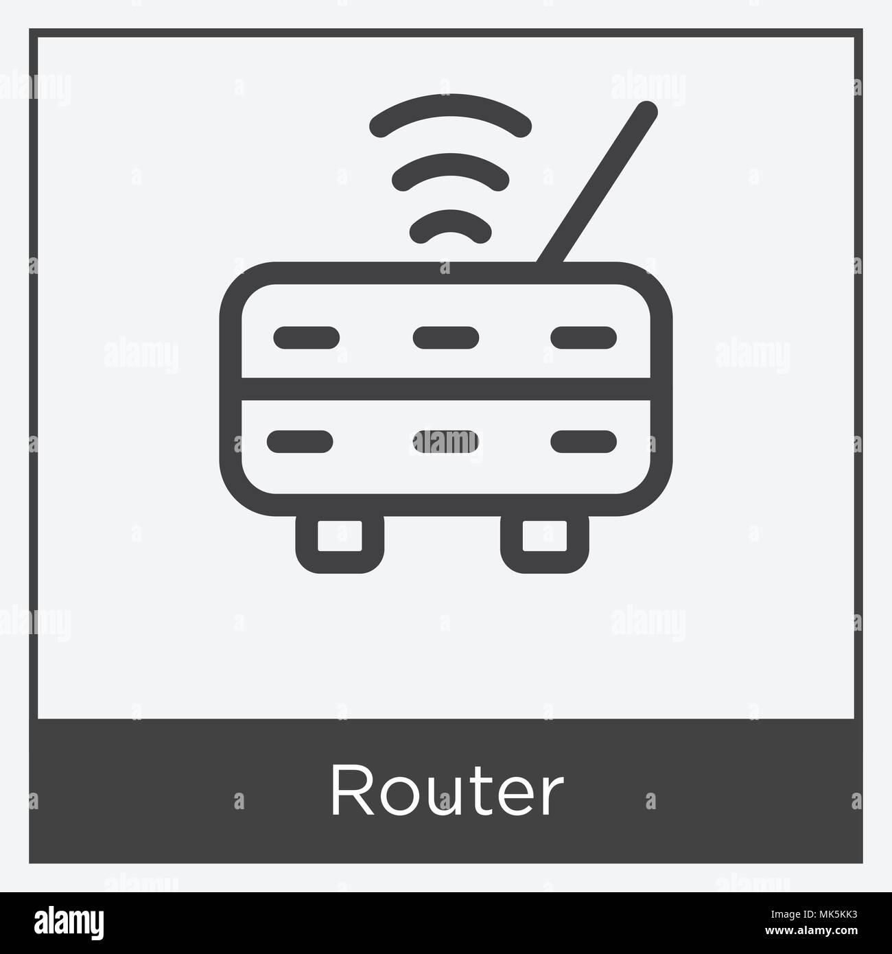 Router Emblem Imágenes De Stock & Router Emblem Fotos De Stock - Alamy