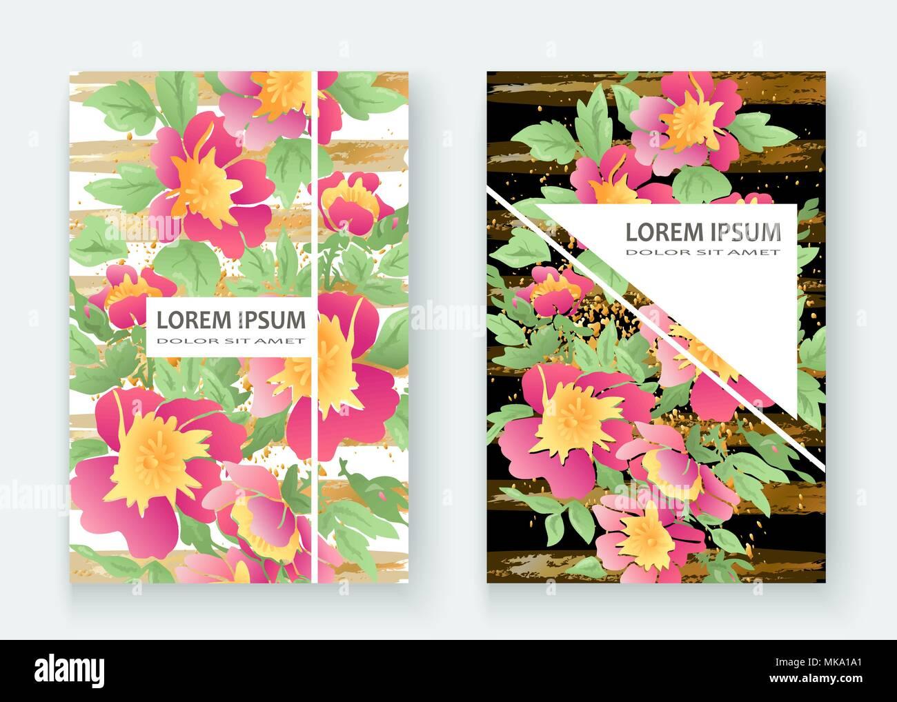 Hermosa Diseño De Uñas De Oro Rosa Festooning - Ideas Para Pintar ...