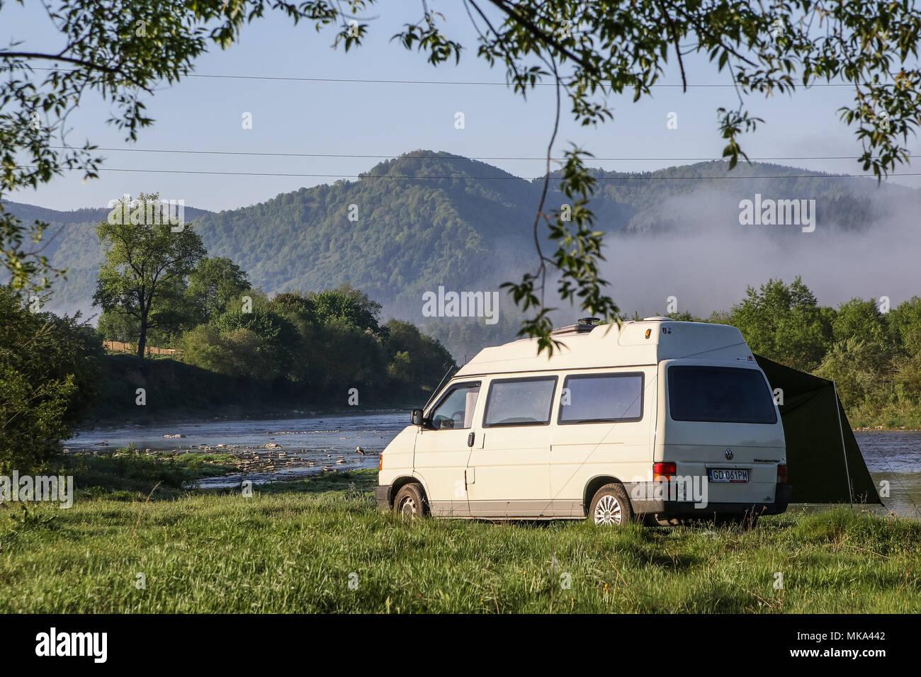 VW T4 Transporter Van-Camper-Bus Caravelle guardias de luz