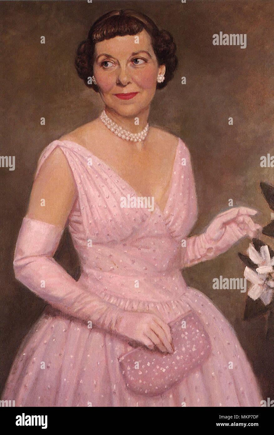 Mamie Eisenhower Imágenes De Stock & Mamie Eisenhower Fotos De Stock ...