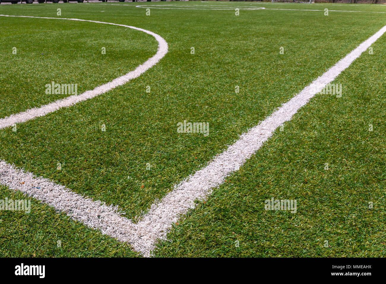 Football Pitch Texture Imágenes De Stock   Football Pitch Texture ... 436c36493f38a