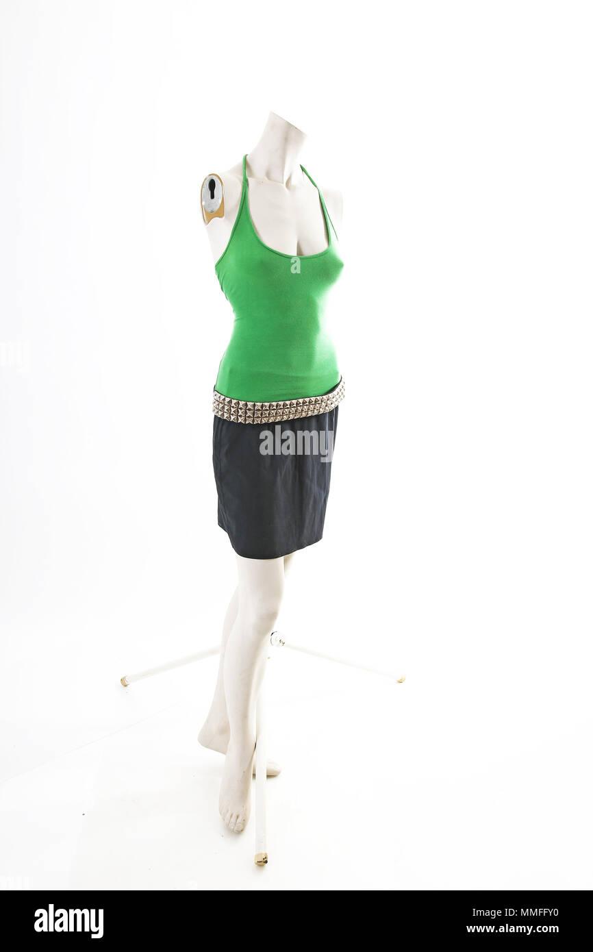 2c2a17fa6 Black Skirt Imágenes De Stock & Black Skirt Fotos De Stock - Alamy