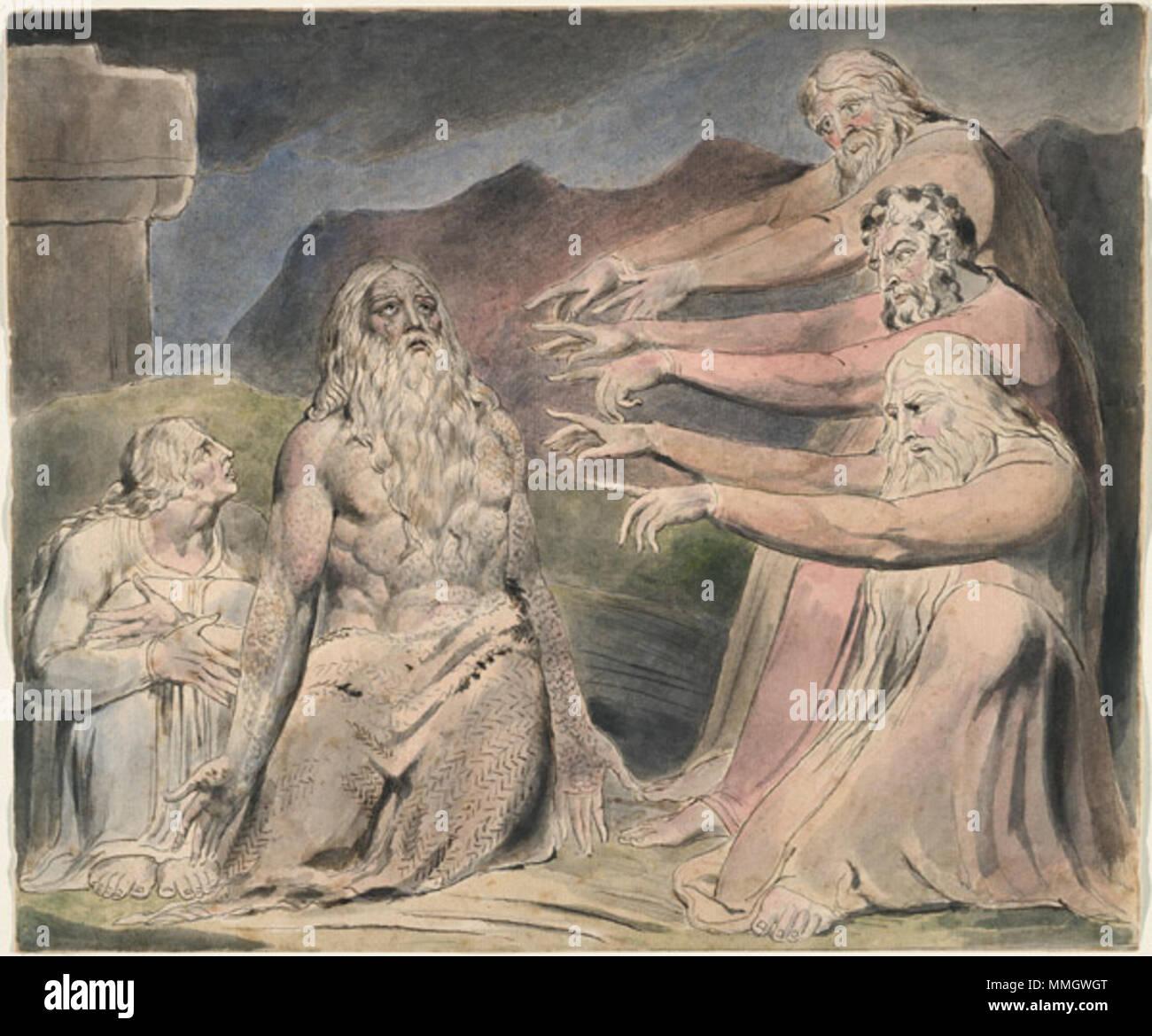 Inglés: mal del trabajo sueños (ilustración)   1821  Libro