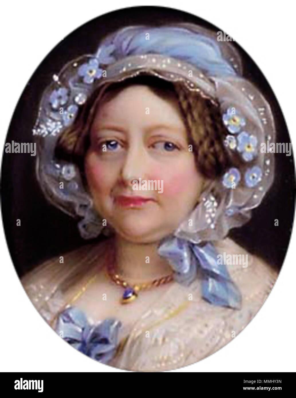 1dbc723f8e85 Inglés: La princesa Augusta Sophia (1768-1840), orientado hacia la ...