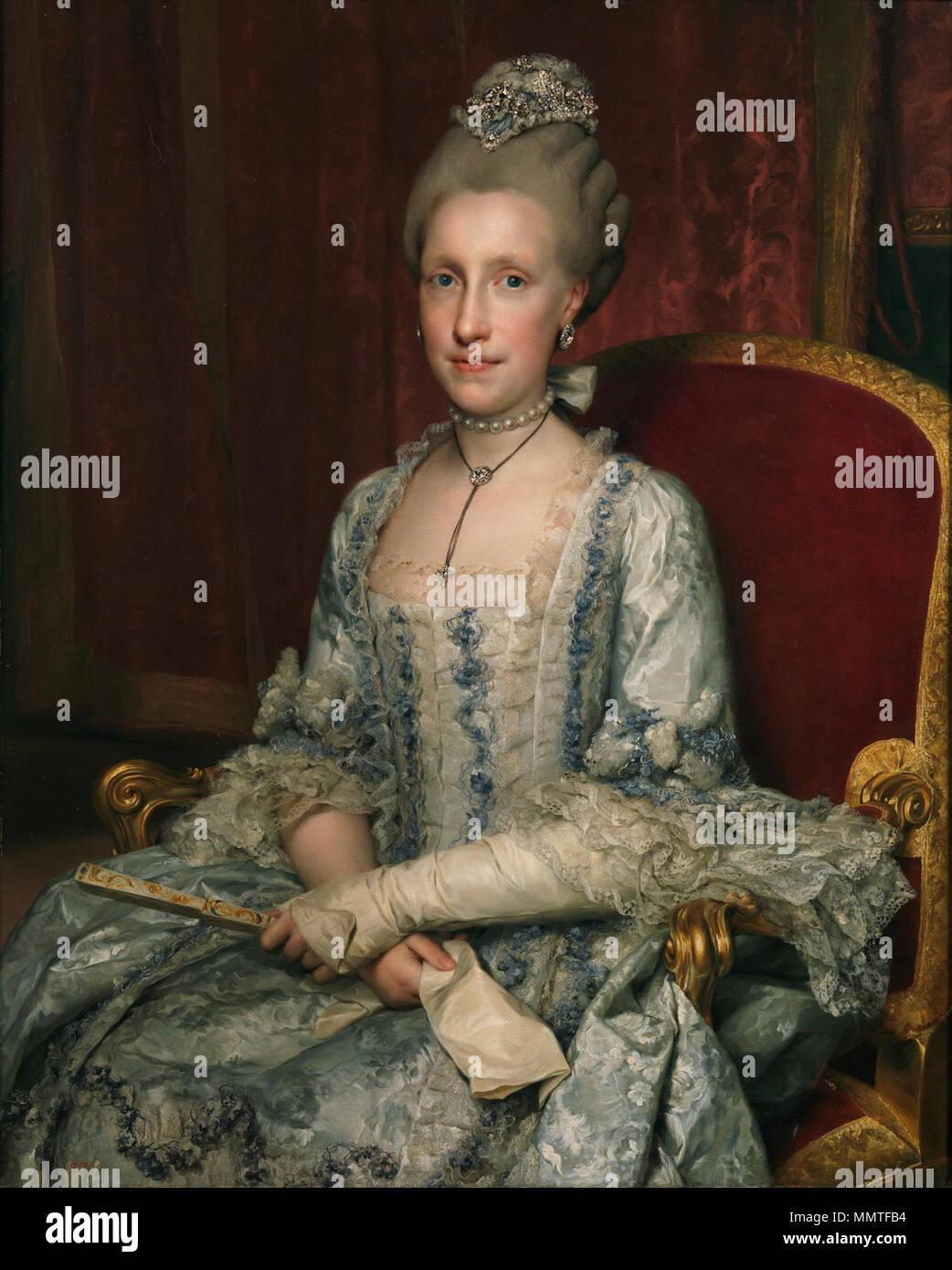 Matrimonio En El Imperio Romano : Español: retrato de la infanta maría luisa de borbón 1745 1792
