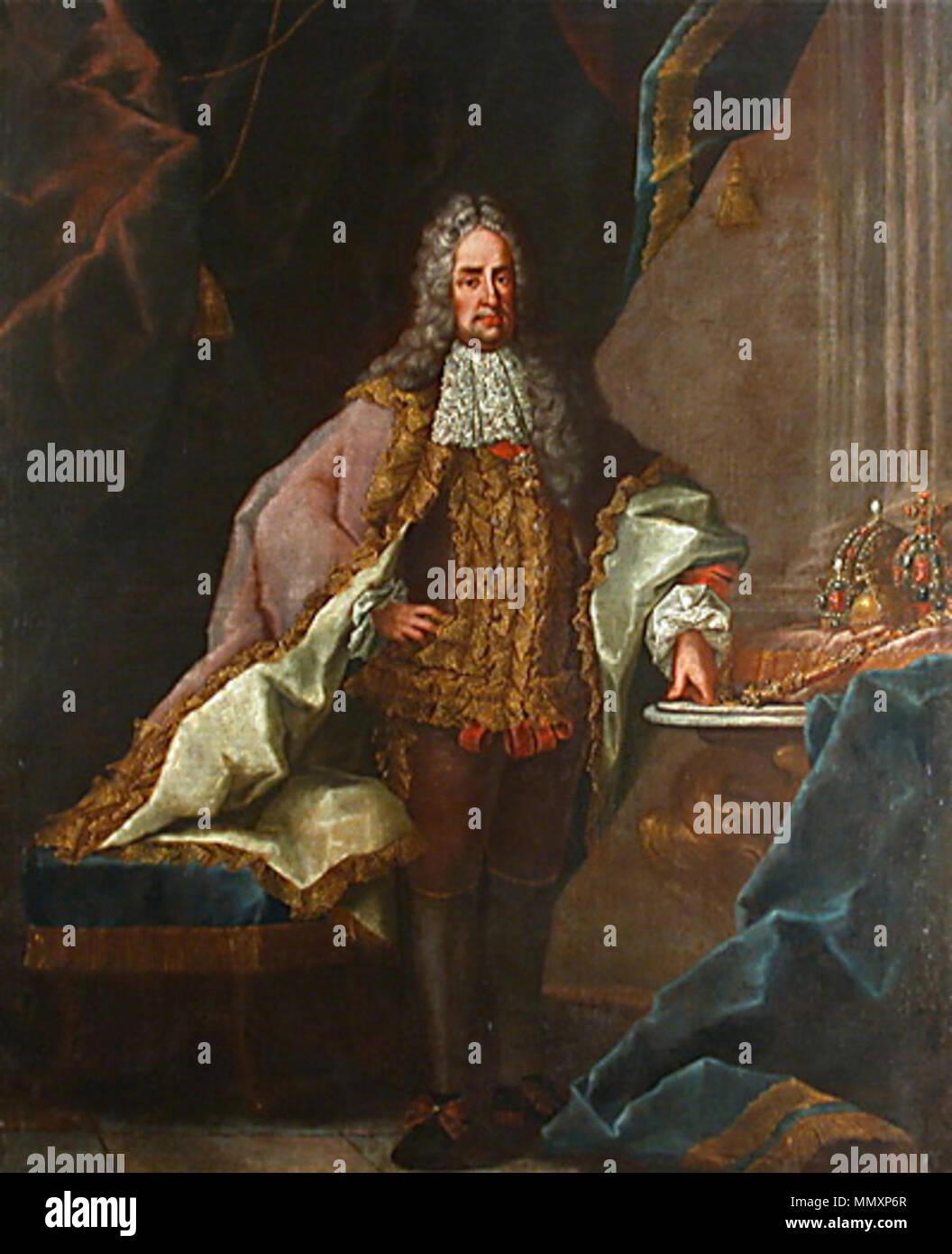 Stephan Francisco I Emperador Del Sacro Imperio Romano Germánico Siglo Xviii Franz I Stephan Fotografía De Stock Alamy