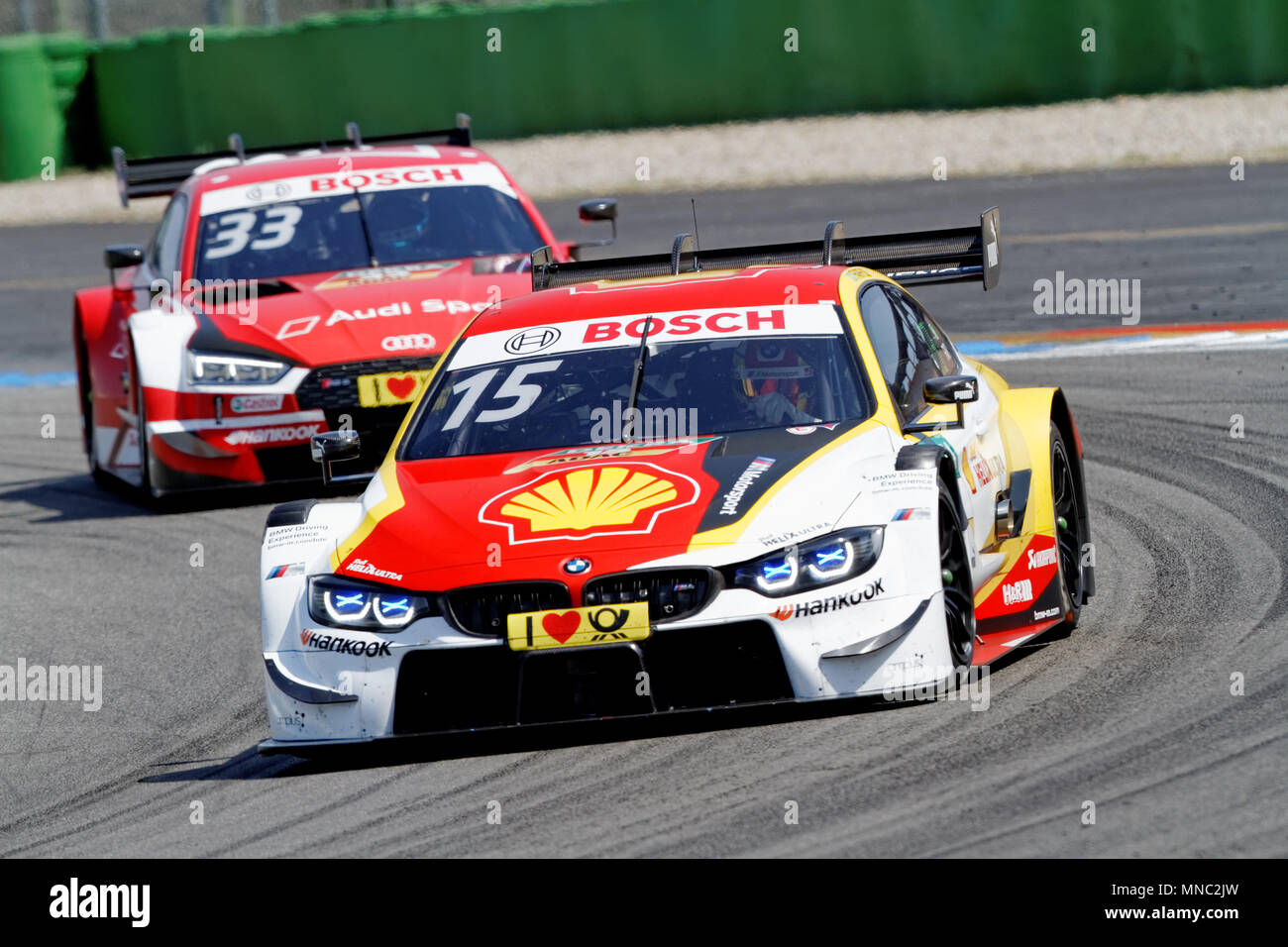augusto farfus bra bmw dtm 2018 rennen 1 hockenheim. Black Bedroom Furniture Sets. Home Design Ideas