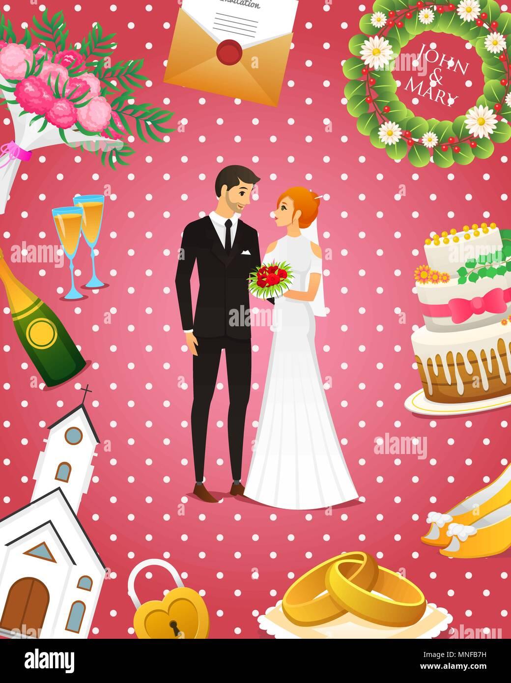 Bride Wedding Card Imágenes De Stock & Bride Wedding Card Fotos De ...