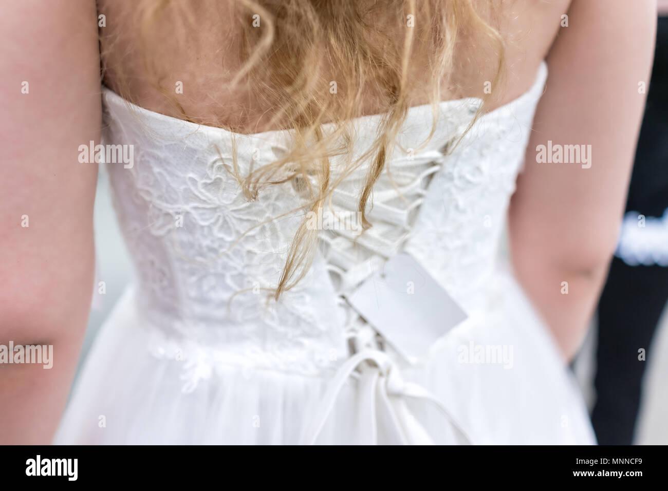 White Lace Corset Imágenes De Stock & White Lace Corset Fotos De ...