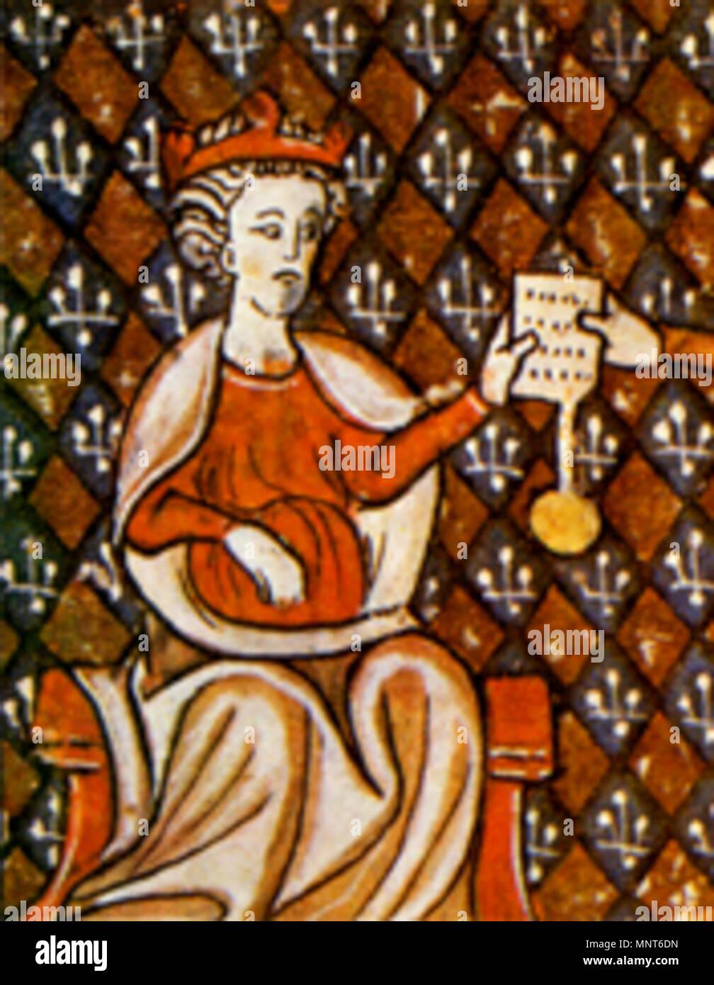 Inglés: Felipe IV, rey de Francia . El 9 de junio de 2012. Anónimo ...