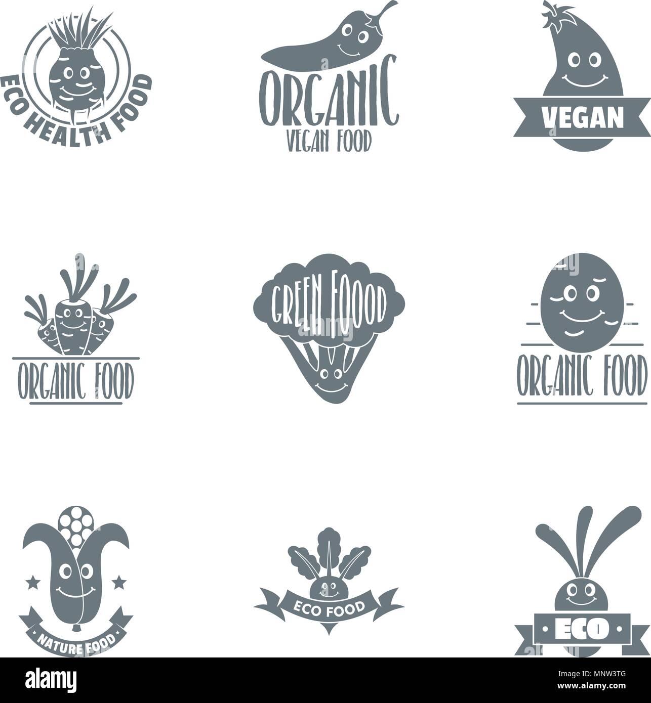 Organo logo, estilo sencillo Imagen De Stock