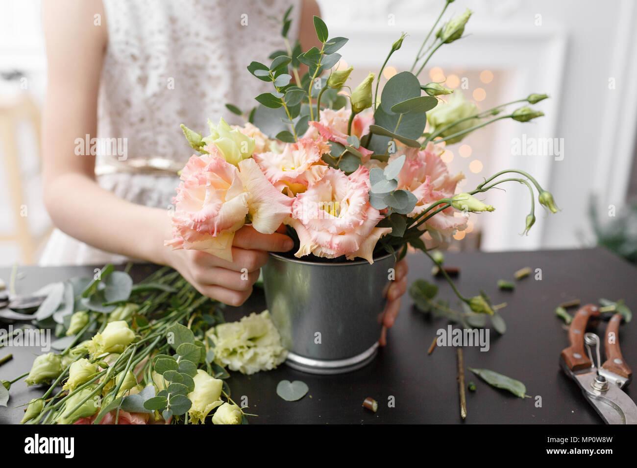 Master Class En Hacer Bouquets Para Niños Ramo Primaveral