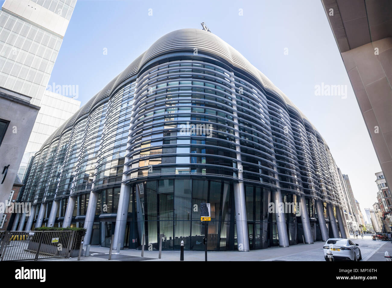 El edificio Walbrook en Londres Imagen De Stock