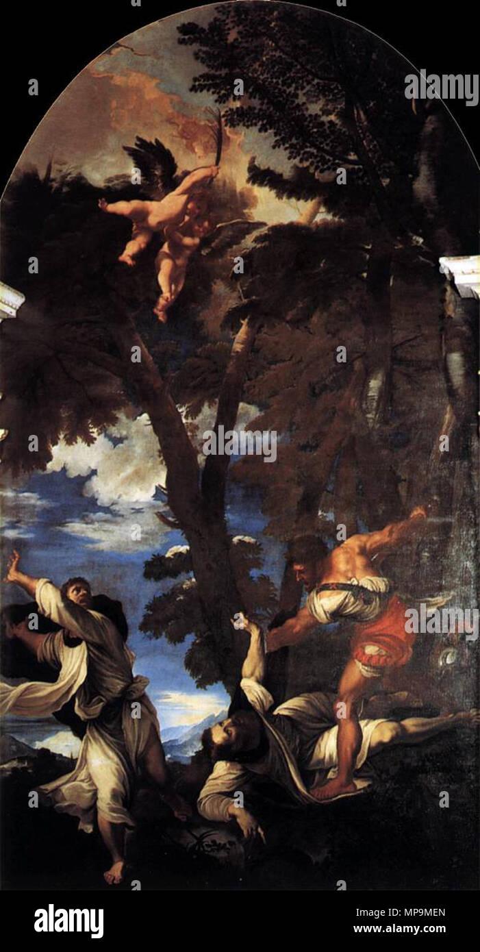 La Muerte De San Pedro Mártir Entre 1527 Y 1529 821 Tiziano La Muerte De San Pedro Mártir Wga22763 Fotografía De Stock Alamy