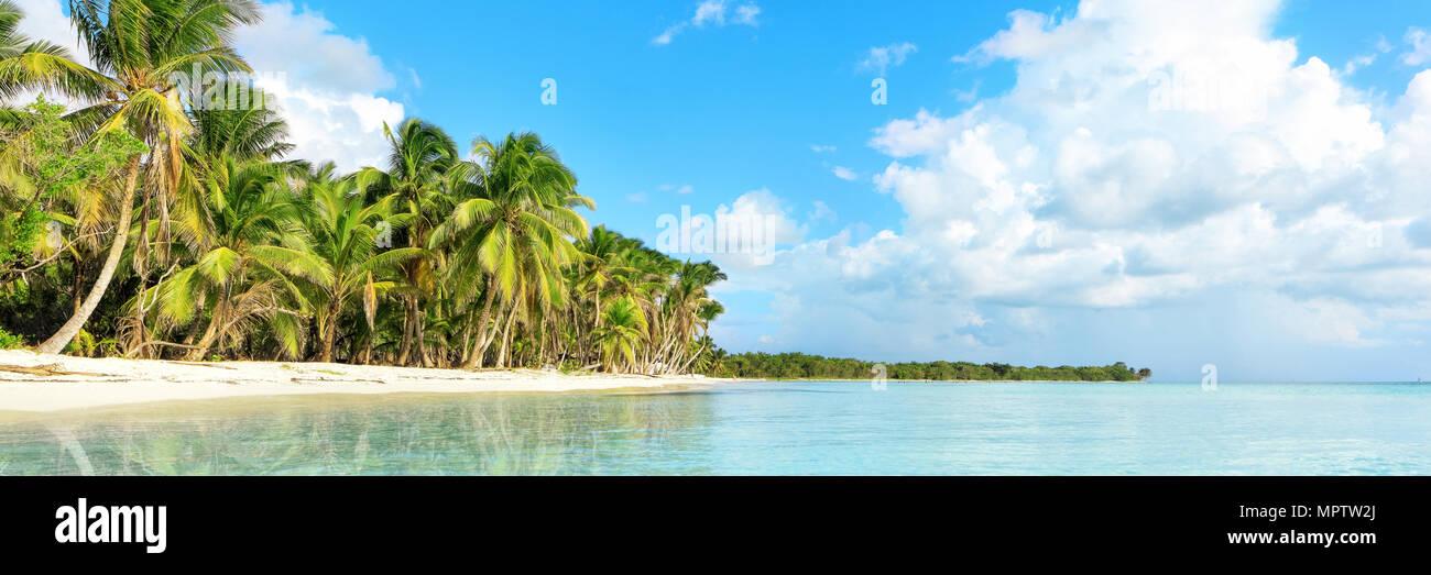Vacaciones en República Dominicana Imagen De Stock